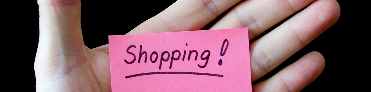 Online einkaufen und Gutes tun